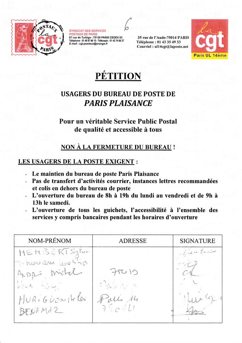 CGT_POSTAUX_PARIS_SIGNATURES_PAPIER_PETITION_POSTE_PLAISANCE-LOSSERAND_251_SIGNATURES_01.jpg