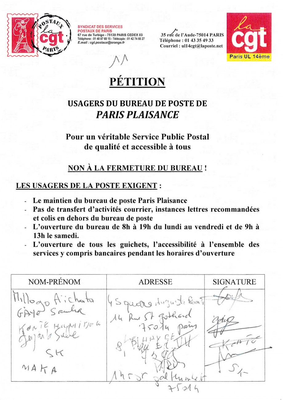 CGT_POSTAUX_PARIS_SIGNATURES_PAPIER_PETITION_POSTE_PLAISANCE-LOSSERAND_251_SIGNATURES_14.jpg
