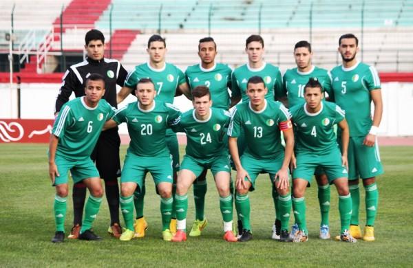 maillot algerie noir adidas